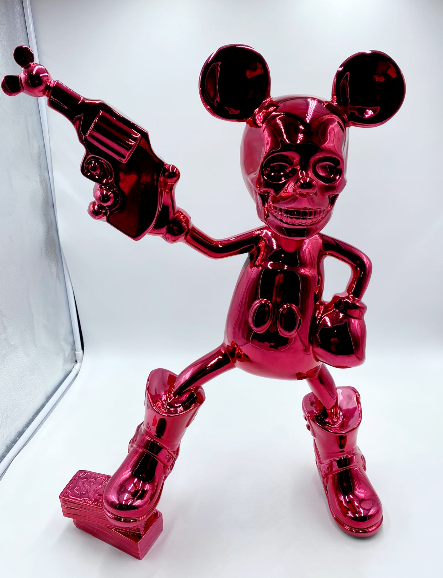 Mickey Pink