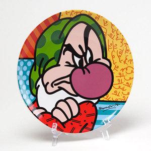 Grumpy Assiette