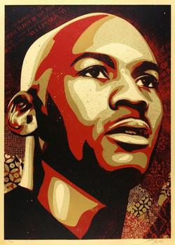 Michael Jordan Hall of Fame 2009