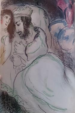 Sarah and Abimelech