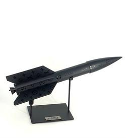 Missile LOUIS VUITTON - Black mat