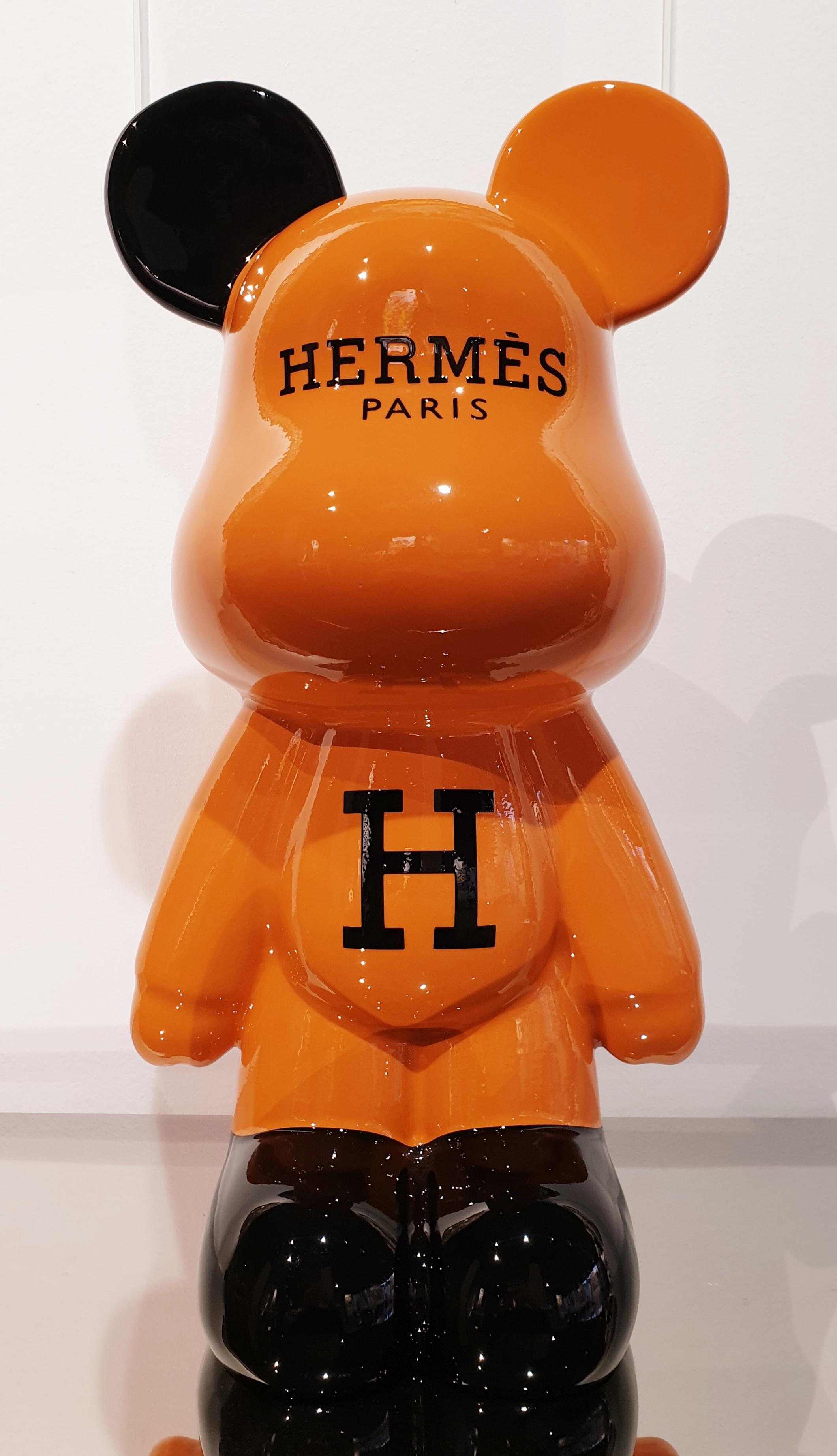 BEAR HERMES H: 48CM