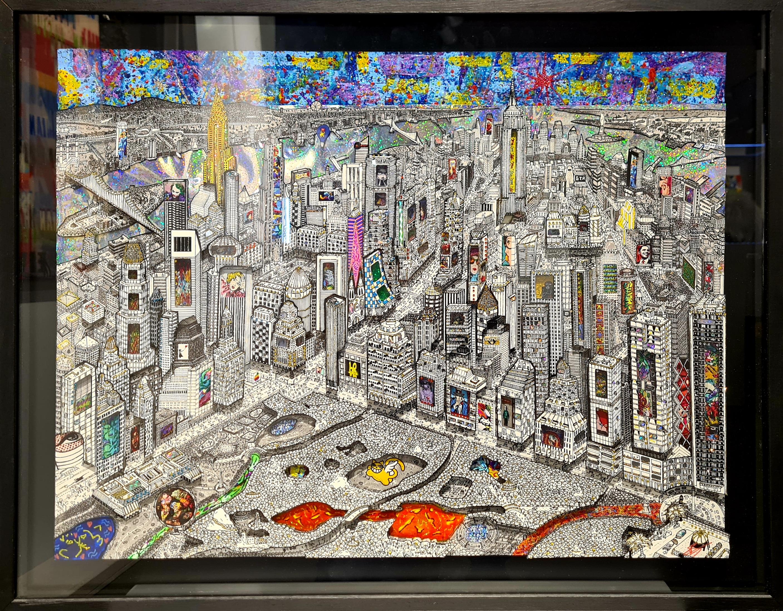New York Artist 60X75CM
