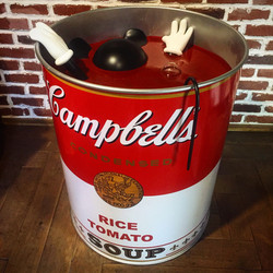 MICKEY CAMPBELL'S 74X59.5CM