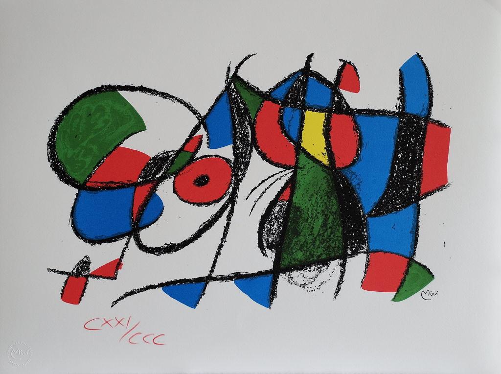 Lithographe II