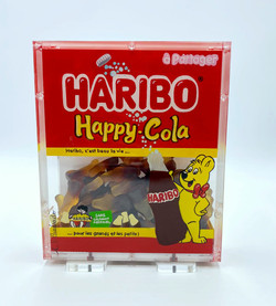 HARIBO HAPPY-COLA 21,5X18X5CM