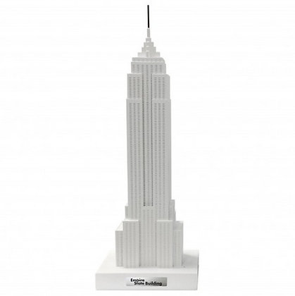 Empire State Building White Spirit
