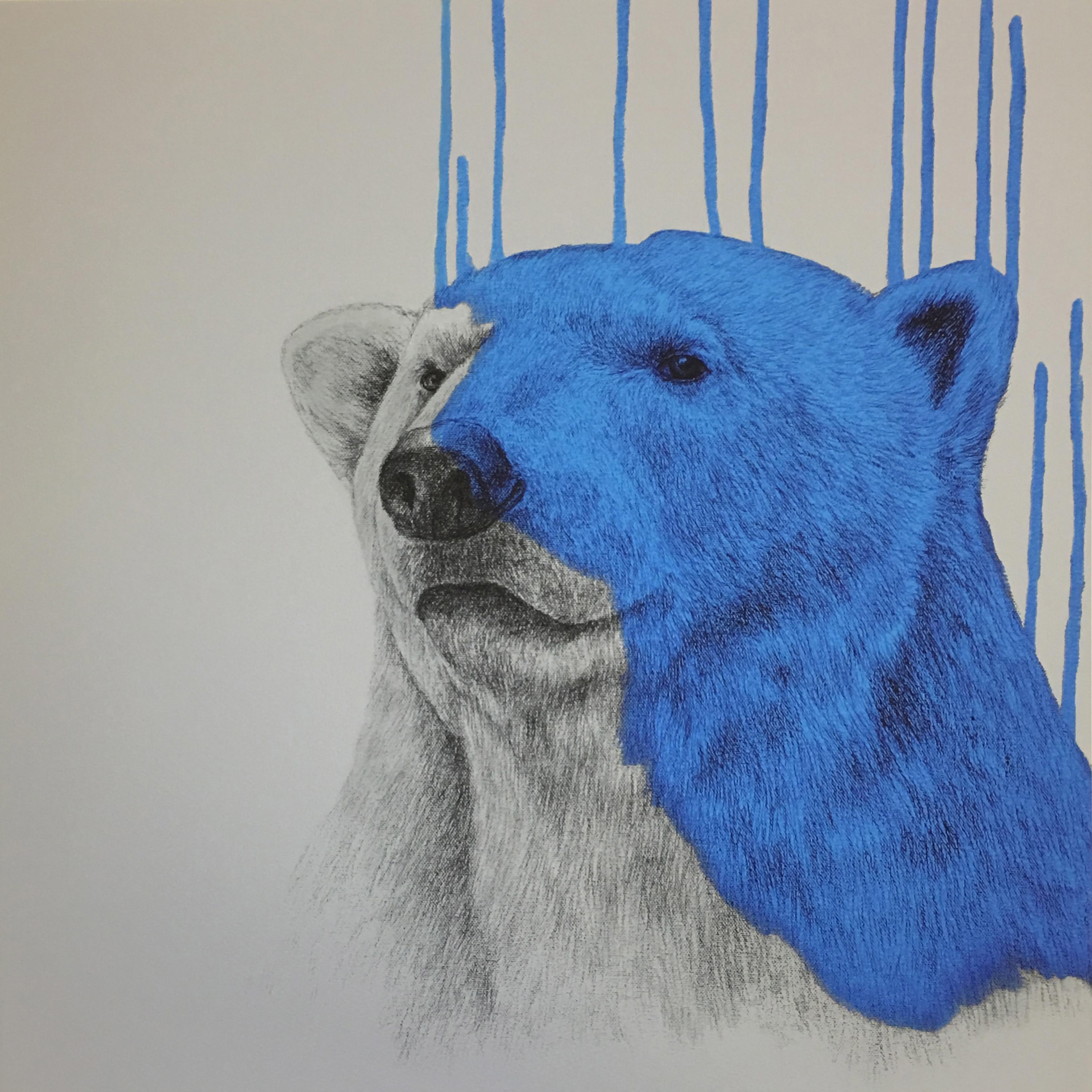Hey There, Polar Bear - Cool Blue