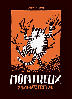 Tomi Ungerer - Montreux Jazz 1993