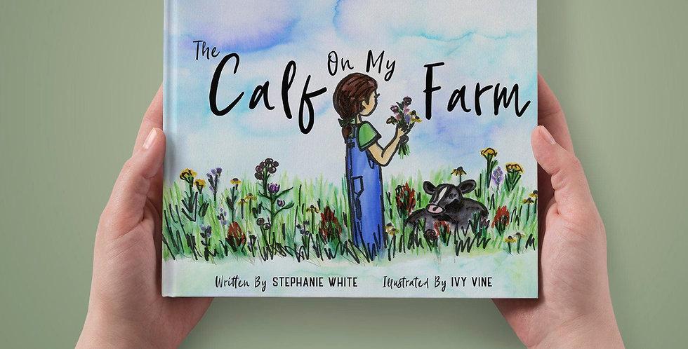 The Calf On My Farm