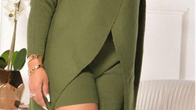 MIDI top w| Shorts Set