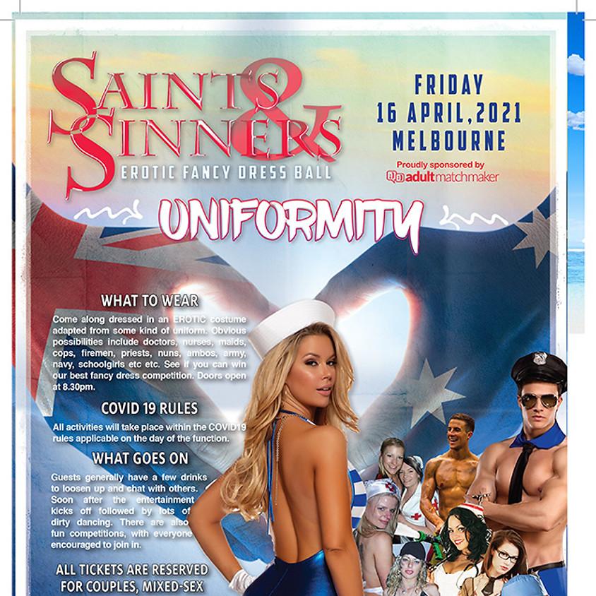Saint's & Sinner's Ball