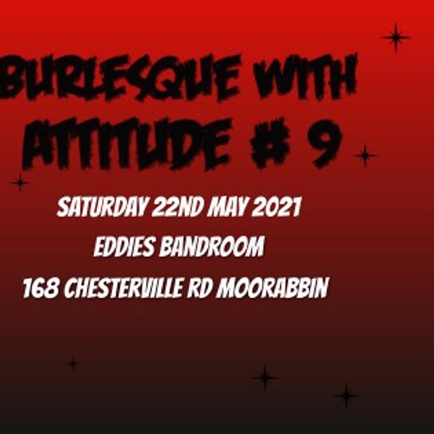 Burlesque With Attitude # 9