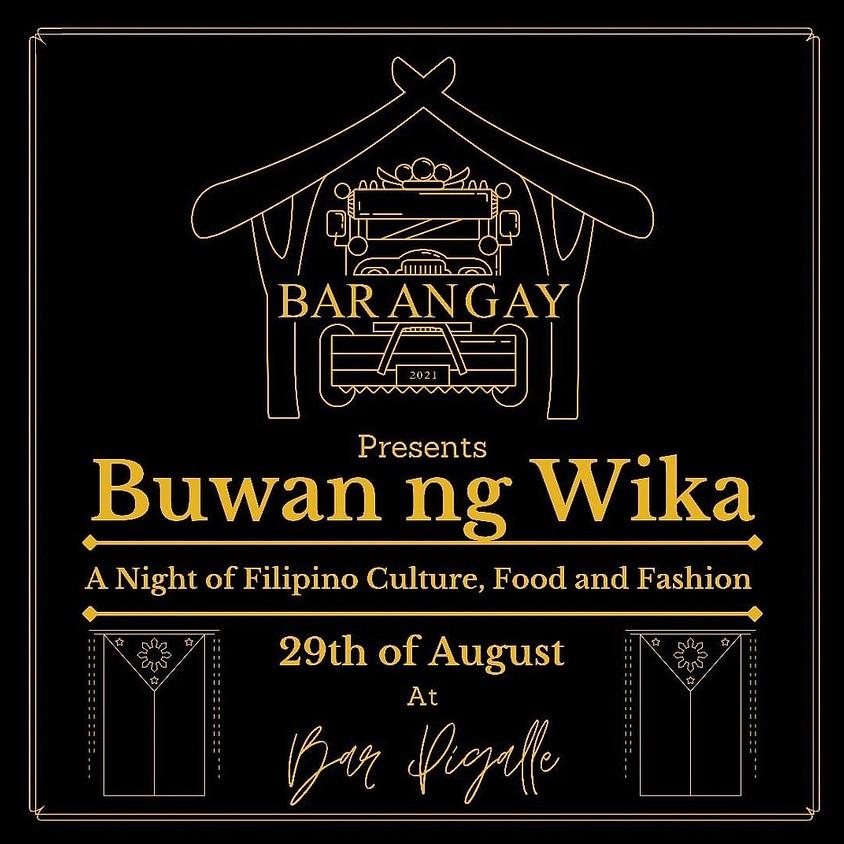 Barangay Buwan ng Wika Event