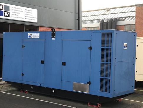 625kVA Diesel Generator