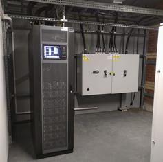 240kVA Modular UPS installation