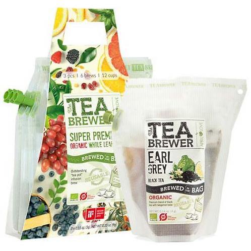 TEA BREWER Earl Grey 3個セット