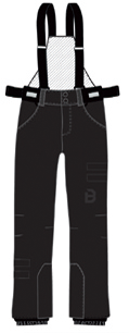 Lady's Team Ski Pants