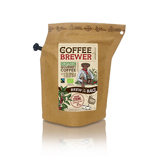 Coffee Brewer Colombia コロンビア・グアティカ 3個セット