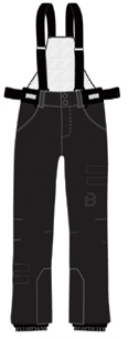 Men's Team Ski Pants