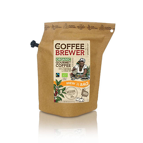 Coffee Brewer Ethiopia エチオピア・シダモ 3個セット
