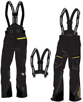 team ski pant vp631