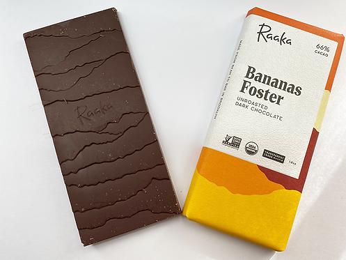 Raaka Bananas Foster ラーカ バナナフォスター