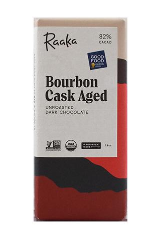 Raaka Bourbon Cask Aged ラーカ バーボンカスクエイジド