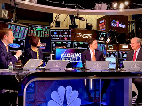 David Garrity on CNBC: Amazon remains in a strong position for important holiday season