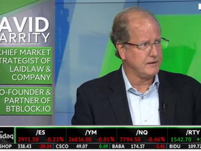 """David Garrity on TDAmeritrade Network: """"The relationship between value creation and technology"""