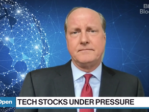 David Garrity on Bloomberg BNN: Is now the time to move out of tech stocks or is there opportunity?