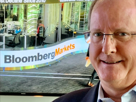 Fall Brings A Cooler Market Perspective: David Garrity on Bloomberg