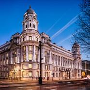 Raffles Hotel, The Old War Office, Whitehall, London