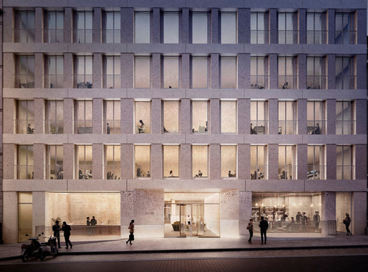 Piercy & Company receive planning approval for 36-38 Berkeley Square