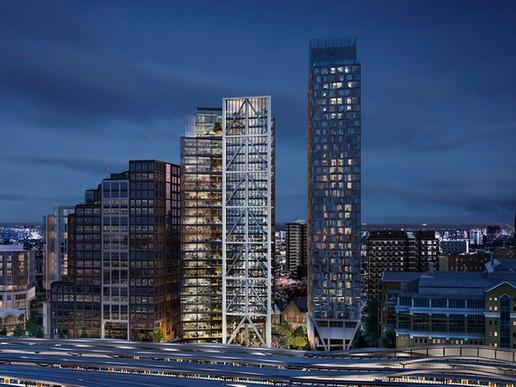 EDGE London Bridge Planning Application Decision Awaited