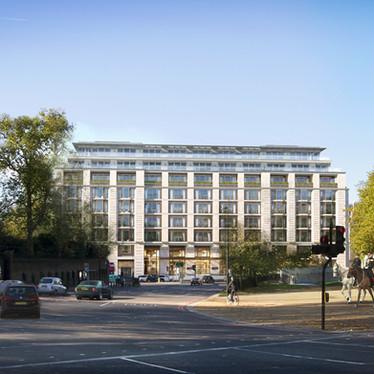 Peninsula Hotel, London