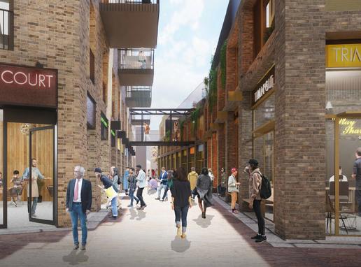 Planning Permission Granted for Landmark Court in Southwark