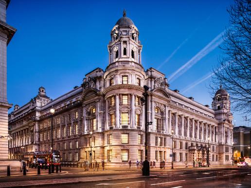 Raffles Hotel - The Old War Office, 57 Whitehall, London