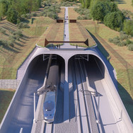 HS2 - Long Itchington Wood Tunnel