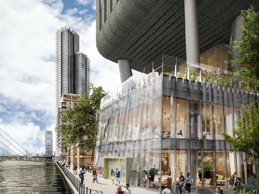 Quay House Granted Planning Permission for new Development at South Quay, Canary Wharf