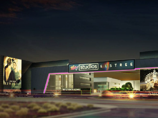 Sky, NBC and Legal & General appoint BAM to construct Sky Studios in Elstree, North London