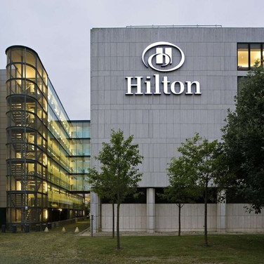 Hilton Hotel Refurbishment