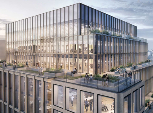 Mace announced to construct 33 Charterhouse Street in Farringdon, London