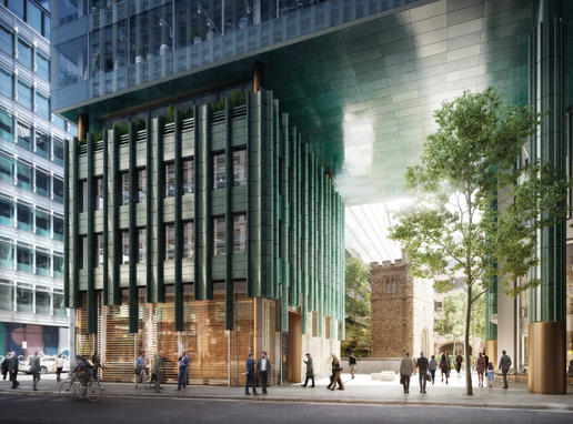 50 Fenchurch Street Granted Planning