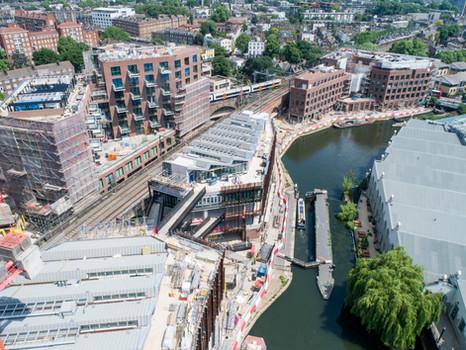 Camden Lock Village in June 2018