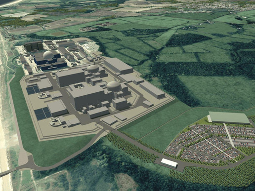 Development Consent Order accepted for EDF's Sizewell C Project