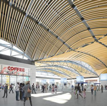HS2, Euston Station, Euston, London