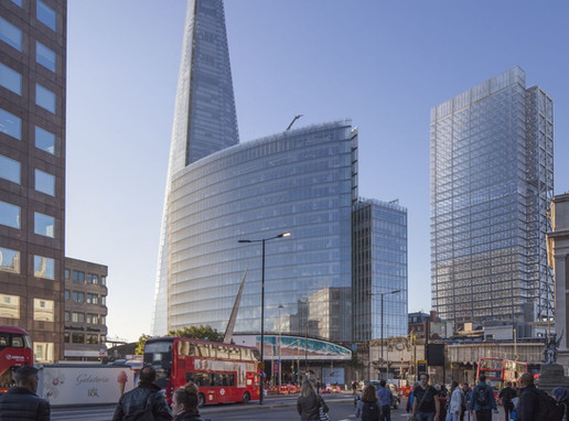 Planning Decision Awaited later this year for New City Court in Southwark