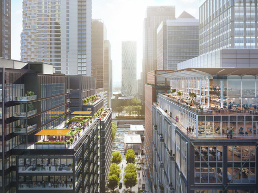 Wood Wharf - The Next Phase