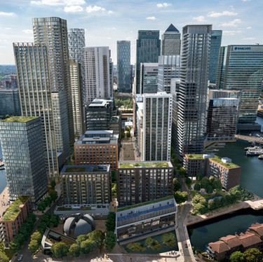 Wood Wharf (Phase 2), London